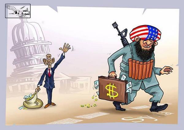 USA beliefern IS neuerlich mit Waffen