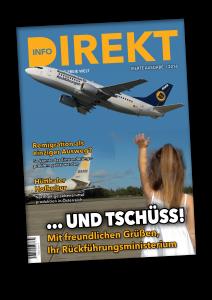 Info-DIREKT Titelblatt 4-2016