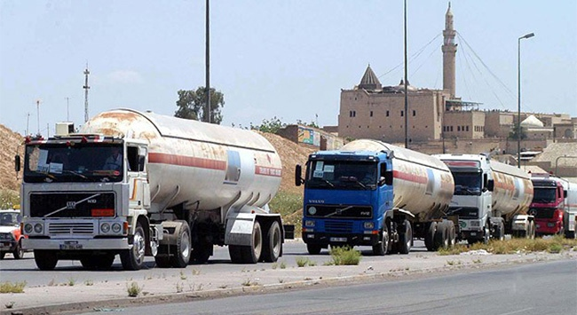 """Rakka's Rockefeller: Wie Erdöl vom """"Islamischen Staat"""" nach Israel gelangt"""