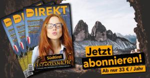 Info-DIREKT: Herzenssache Südtirol