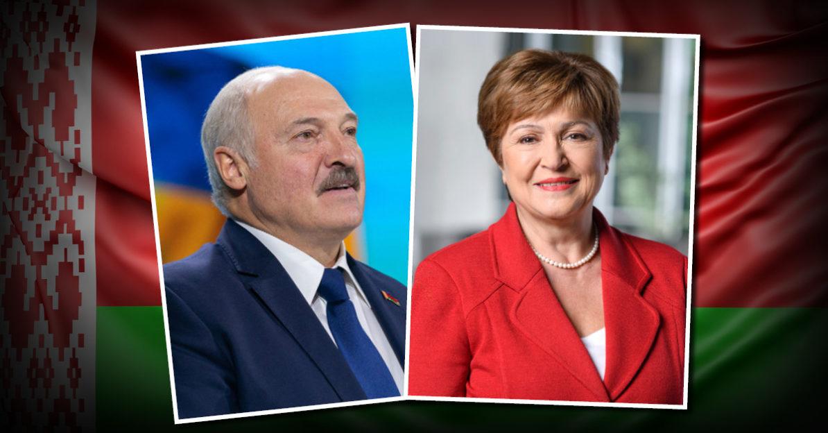 Corona: Wollte der IWF Weißrussland bestechen?